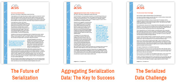 serialization white paper series