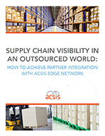 supply chain visiblity whitepaper