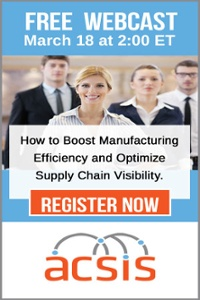 supply chain visibility webcast