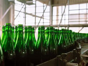 food & beverage industry production line